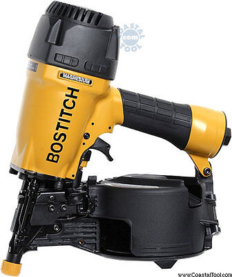 Bostitch N66c-1 1-14 To 2-12 Coil Siding Nailer
