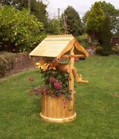 LOOKING FOR A WOOD WISHING WELL/ Similar to the one pictured1
