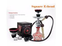Square E-Head Electronic for shisha