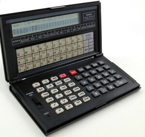 Tandy Pocket Scientific Computer, PC-6