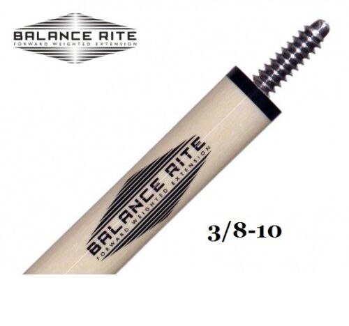 BALANCE RITE CUE STICK EXTENSION 3/8-10