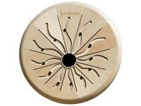 Sundrum, rare new on market instrument, as new Drum