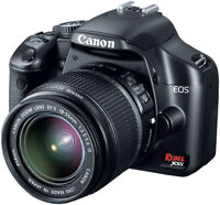 *****Canon DSLR Rebel 450D (XSi) with 18-55mm IS lens *****