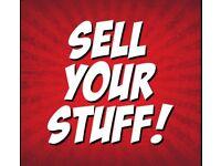 We buy your unwanted stuff