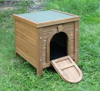 Casa Animalitos Exterior Nido Pollo Conejito Gallinas Establo 82740