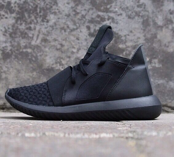 Adidas Originals Tubular Defiant Core Black S75900 Women's Shoes