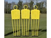 Pro Mannequin Free Kick wall (set of 3)