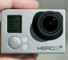 Go pro hero 3+
