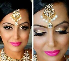 Special Offer bridal £120 Hair and makeup Artist bridal, party £30 prom Professional mua london