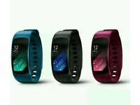 Samsung GPS Sports Band Finally, a fitness band