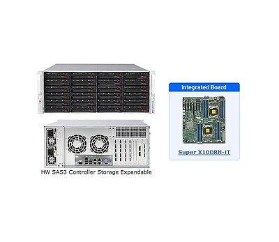 *NEW* SuperMicro SSG-6048R-E1CR24H 4U SuperStorage Server