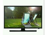 "Samsung T32E390SX Smart 31.5"" LED TV."