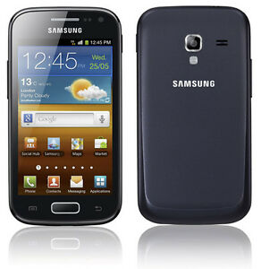 Samsung Galaxy Ace 2 4GB Black Cell Phone Smart phone Rogers