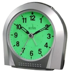 Actim Alarm Clock with Smartlite and Sweep Second Hand