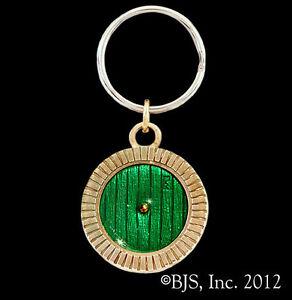Bronze-Bag-End-Door-Key-Chain-Hobbit-Hole-Door-Charm-Hobbit-Jewelry-Tolkien
