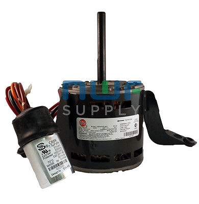 Nordyne miller intertherm furnace blower motor 902512 1 4 for 1 4 hp furnace blower motor