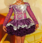 Glitz Pageant Dress 8-10