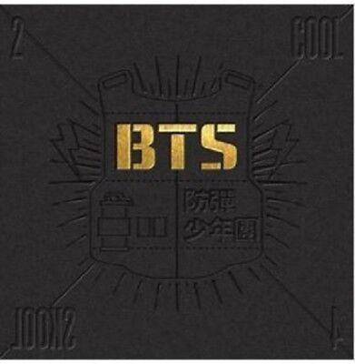 BANGTAN BOYS BTS 1st Single Album 2 Cool 4 Skool CD New Sealed