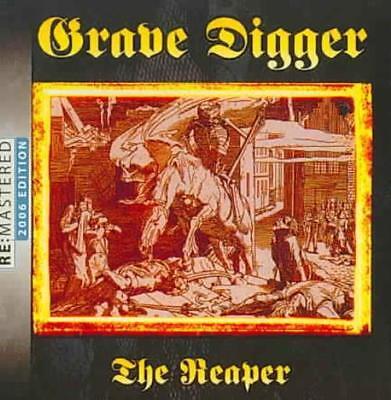 Grave Digger The Reaper (GRAVE DIGGER - THE REAPER [REMASTER] NEW)
