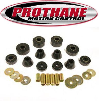 Prothane 7-101-BL 67-72 Chevy GMC 1/2 Ton 2WD Regular Cab Body Mount Bushing -
