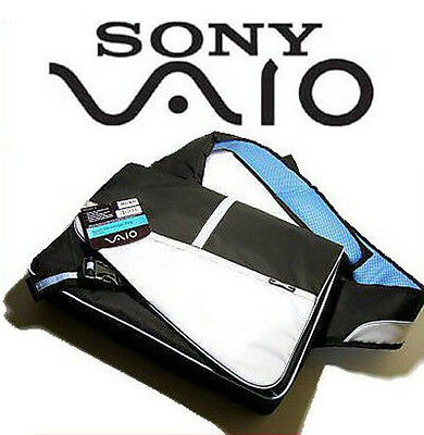 Sony VAIO Laptop Sport Messenger Carrying Case Bag HP Dell
