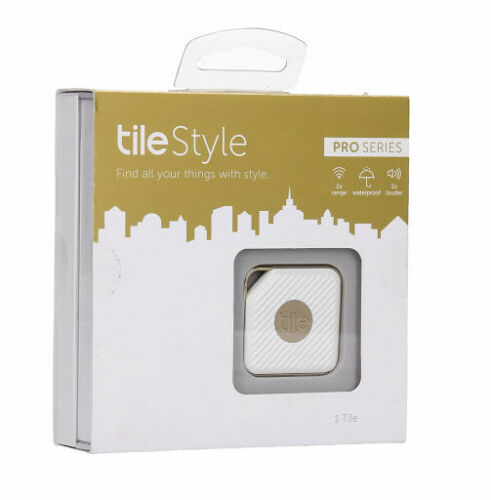 Tile  Bluetooth Tracker  :	Tile Style 1 pack  : Free Shipping