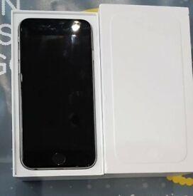 iPhone 6 blk/silver 64GB