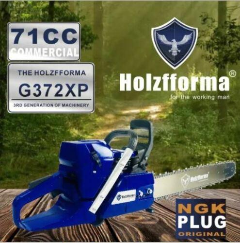 71cc Holzfforma® G372XP Gasoline Chain Saw Power Wagners
