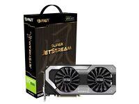 Palit GeForce GTX 1080 Super JetStream