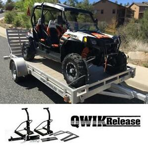 NEW ATV MIGHTY TITE TIE DOWN SYSTEM QRT35075 187298561 ATV UTV TRANSPORT TRUCK BED TRAILER