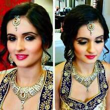 MAKEUP ARTIST BRIDAL BRISBANE AUSTRALIAN WEDDING INDIAN MOBILE Brisbane City Brisbane North West Preview