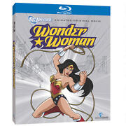 Wonder Woman Blu Ray