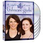 Gilmore Girls: The Complete Sixth Season (DVD, 2013, 6-Disc Set)