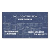 General contractor at your service.