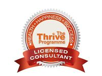 Thrive with Laura - Psychological Coach & Counsellor for Anxiety, Panic Attacks, Stress & Phobias