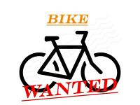 Mens Bike wanted