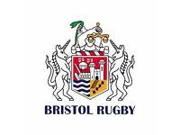 3 x Bristol Rugby v Worcester 26th Dec £50 ono