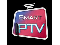 Smart iptv (firestick, Android or smart tv's only)