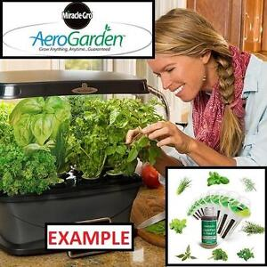 NEW MG GOURMET HERB SEED POD KIT - 104675594 - MIRACLE-GRO AEROGARDEN 9-POD KIT