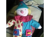TOY LEARNING CLOWN
