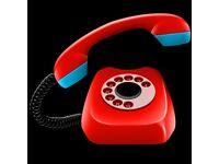 Telephone data engineer ex BT- W Yorks- Bradford Leeds Wakefield Cleckheaton Batley Morley Brighouse