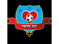 New TBTK Under 11 team being formed based in Central Birmingham