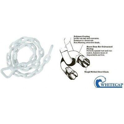 (Whitecap Anchor Chain Vinyl Coated 1/4