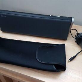 Sony bluetooth speaker model SRS-BTX300