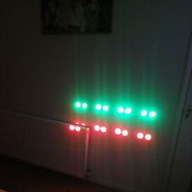DISCO LED LIGHTS