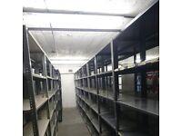 Metal Rack Shelving