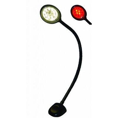 Aqua Signal Gaborone Red/White LED Flexible Reading Light