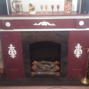 Fireplace for decoration