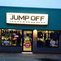 THE JUMP OFF MONCTON URBAN & HIP-HOP CLOTHING