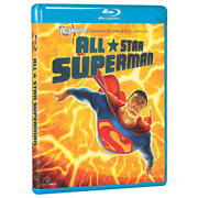 All Star Superman Blu Ray